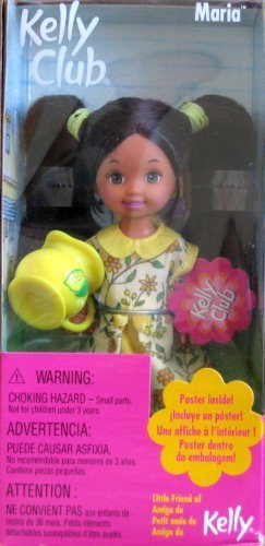 Barbie Kelly Club - Lemonade Stand Maria Doll (1999) for sale  Delivered anywhere in USA
