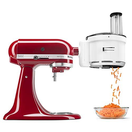 KitchenAid KSM1FPA Food Processor, standard, White