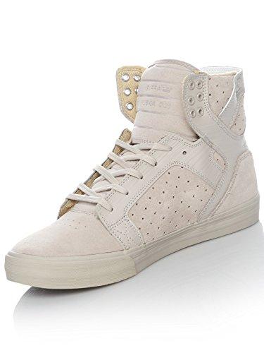 Supra Skytop Medium Sneaker Sølv Sky twEwF