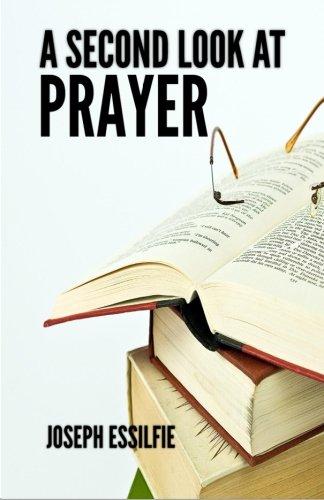 Download A Second Look At Prayer pdf epub