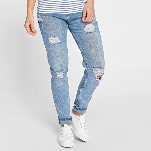 pour Femmes Jeans Bleu Bulles Bleu Just Rhyse qwStIxEP7