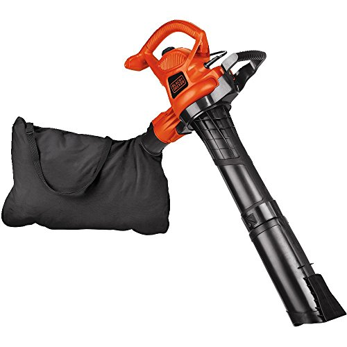 BLACK+DECKER BV5600 High Performance Blower/Vac/Mulcher (Grass Vacuum)