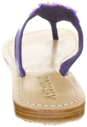 Mystique 4223 Damen Sandalen/Fashion-Sandalen Violett (Purple)
