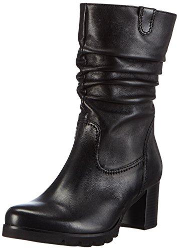 Gabor Basic 35.784, Bottes Femme Noir - Schwarz (Schwarz 27)