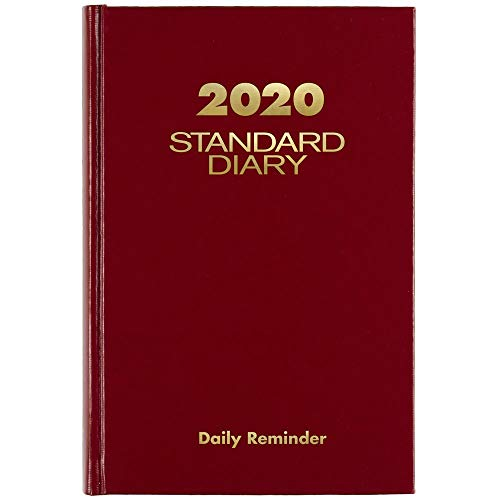 AT-A-GLANCE 2020 Standard Diary Daily Reminder, 5