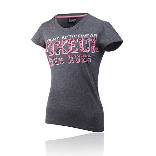 BOXEUR DES RUES série Fight Activewear, T-shirt Femme