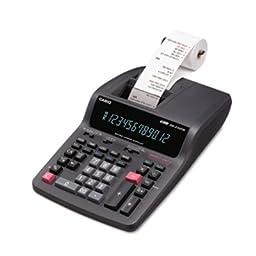CSODR270TM - Casio DR-270TM Two-Color Desktop Calculator