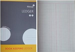 budget ledger book
