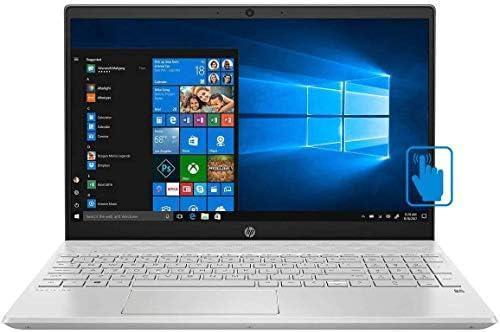 HP Pavilion 15.6 Inch FHD 1080P Touchscreen Laptop (Intel Core i7-1065G7 up to 3.9GHz, 16GB DDR4 RAM, 1TB NVMe SSD, Intel Iris Plus, Backlit KB, HDMI, WiFi, Bluetooth, Win10)