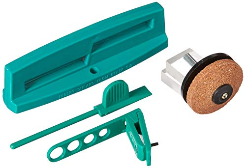 3 Piece Sharpening Kit - Bosmere R330 3-Piece Multi Sharpening Tool Kit to Sharpen Pruners/Rotary Mower/Shears