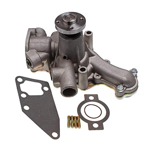 Mover Parts Water Pump 129470-42001 129470-42002 129470-42003 for Yanmar 3JH3E 4JH2E 4JH3 ()