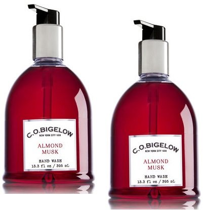 C.O. Bigelow 2 Pack Almond Musk Hand Wash 13.3 (Bigelow Almond)