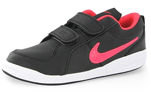 Nike Pico Iv Kinder Footwear Schuhe Stiefel Trainer Schwarz Kinder Leder Casual Schwarz