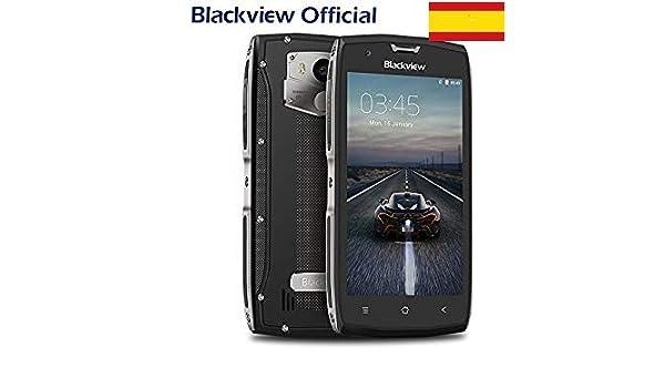 Teléfono Rugerizado, Blackview BV7000 Pro IP68, 4GB + 64GB, Octa ...