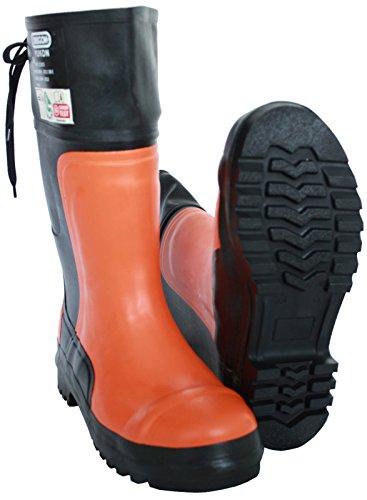 Bottes De Protection Bottes Pour Travail En Forêt Oregon Yukon Taille 38 - 48 Bottes Bottes En Caoutchouc Chaussure De Foresterie - Größe 39