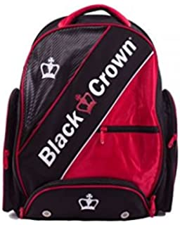 Mochila padel Black Crown Sack (Rojo)