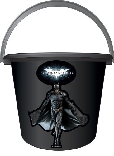 Batman Penguin Costumes For Adults (Batman: The Dark Knight Rises: Sand Pail and Trick-or-Treat Pail)