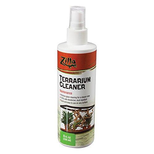 Zilla Reptile Terrarium Cleaner, 8-Ounce