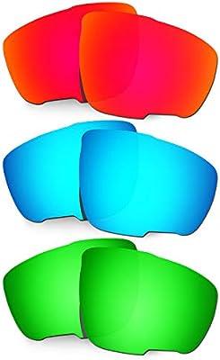 HKUCO Lentes de Repuesto para Rudy Sintryx Rojo/Azul/Verde ...