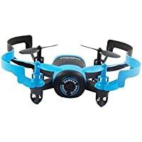 ZV-JXD Rc Mini quadcopter with Camera Support Headless Mode 4Ch 6axis Mini Drone with Camera As a present For kids