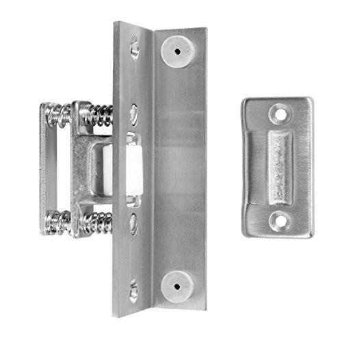 Rockwood 085863 593.26D Roller Latch, Satin Chrome Finish ()