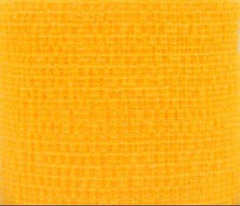 Powerflex 2'' Stretch Athletic Tape - 6 Rolls, Yellow by Powerflex