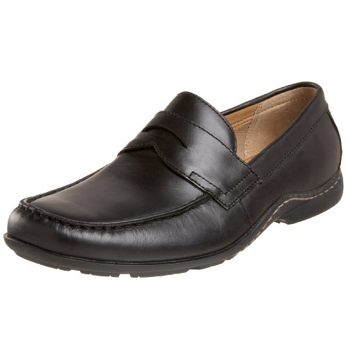 Hush Puppies Men's Axis Loafer,Black,13 M US