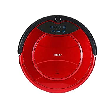 Haier Automatic Robot Vacuum Floor Cleaner for Hardwood Flooring and Hard Carpets