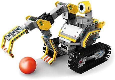 UBTECH – Jimu Trackbots – Bauroboter motorisiert und vernetzt