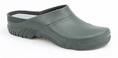 Cissbury Ultra Komfort Gartenarbeit Schuhe, Gartenarbeit Clogs in grün