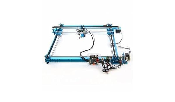 Equipo del robot del xy-trazador de makeblock v2.0 dibujando ...