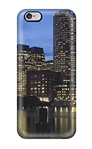 New IsabellaSuee Super Strong Los Angeles City Tpu Case Cover For Iphone 6 Plus