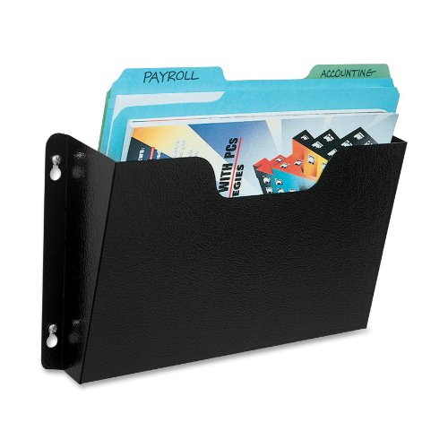 Buddy Products Dr. Pocket Letter-Size Wall File (5201-4)