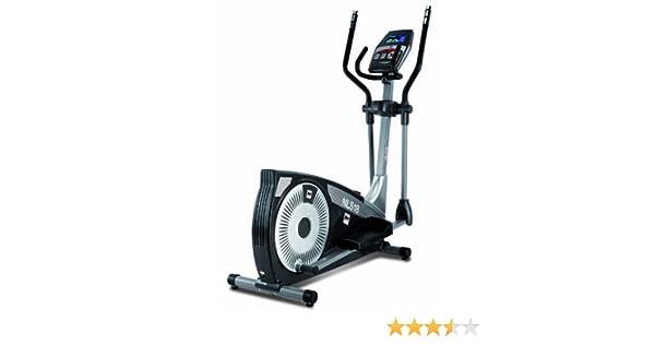 BH Fitness Crosstrainer NLS18 Program - Bicicleta Elíptica Nls18 Program: Amazon.es: Deportes y aire libre