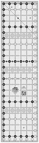 Creative Grids 6.5'' x 24.5'' Rectangle Quilting Ruler Template CGR24 by Creative Grids