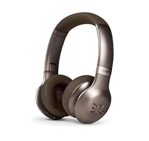 JBL Everest 310 Wireless On-Ear Headphones Copper Brown JBLV310BTBRN