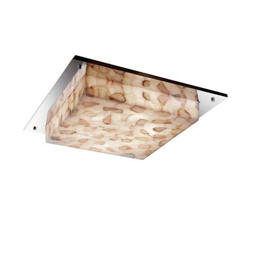 Justice Design Group Lighting ALR-5567-CROM-LED3-3000 Framed 16