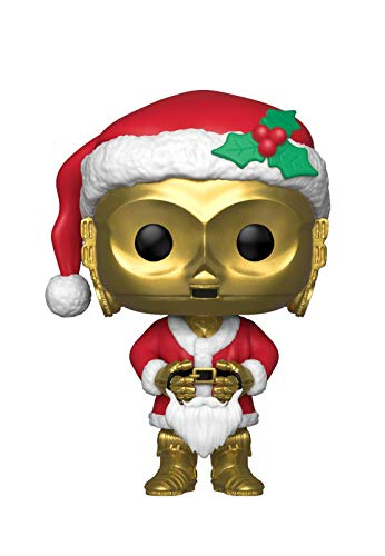 Funko Pop Star Wars: Holiday - Santa C-3Po Collectible for sale  Delivered anywhere in USA