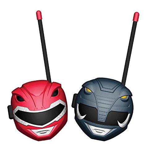 Power Rangers Walkie Talkies for Kids Static Free Extended Range Kid Friendly Easy to Use 2 Way Walkie Talkies ()