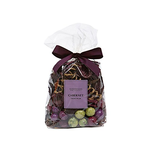 Scentations Potpourri - Cabernet Legacy No. 28 Scent, 8 oz bag by Scentations
