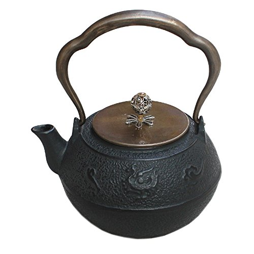 cheap cast iron teapot - 6