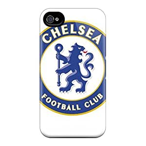 For Iphone 4/4s Protector Cases Chelsea Fc Phone Covers