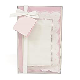 Child to Cherish Baby\'s First Bible with Linen Cover, Pink