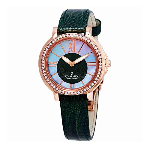 Charmex Malibu Crystal Ladies Watch 64191