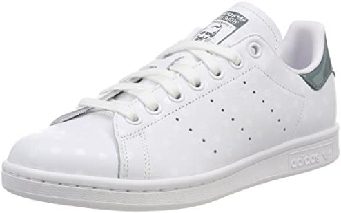Adidas Sports Sneakers for Women 37 EU WhiteRaw Green
