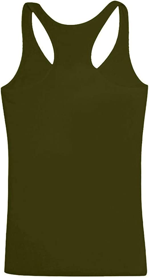 Army Green,XXXL Teresamoon Womens Casual Short Sleeve V Neck Letter Cat Print Tank