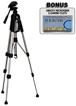 Sony HDR-CX330E Camcorder Tripod Flexible Tripod for Digital Cameras and Camcorders Approx Height 13 inches