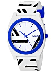 Nixon Women's A119-1801-00 Time Teller P Analog Display Watch