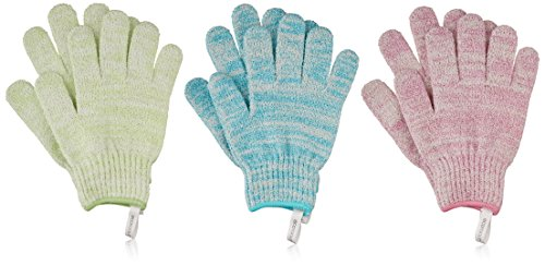 EcoTools Recycled Shower Gloves color