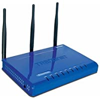 TRENDnet 300Mbps Wireless N Broadband Router TEW-631BRP